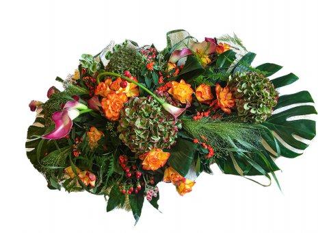 Rouwarrangement 'Prins van Oranje'