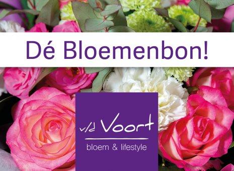 Dé Bloemenbon (vanaf  € 30,-)